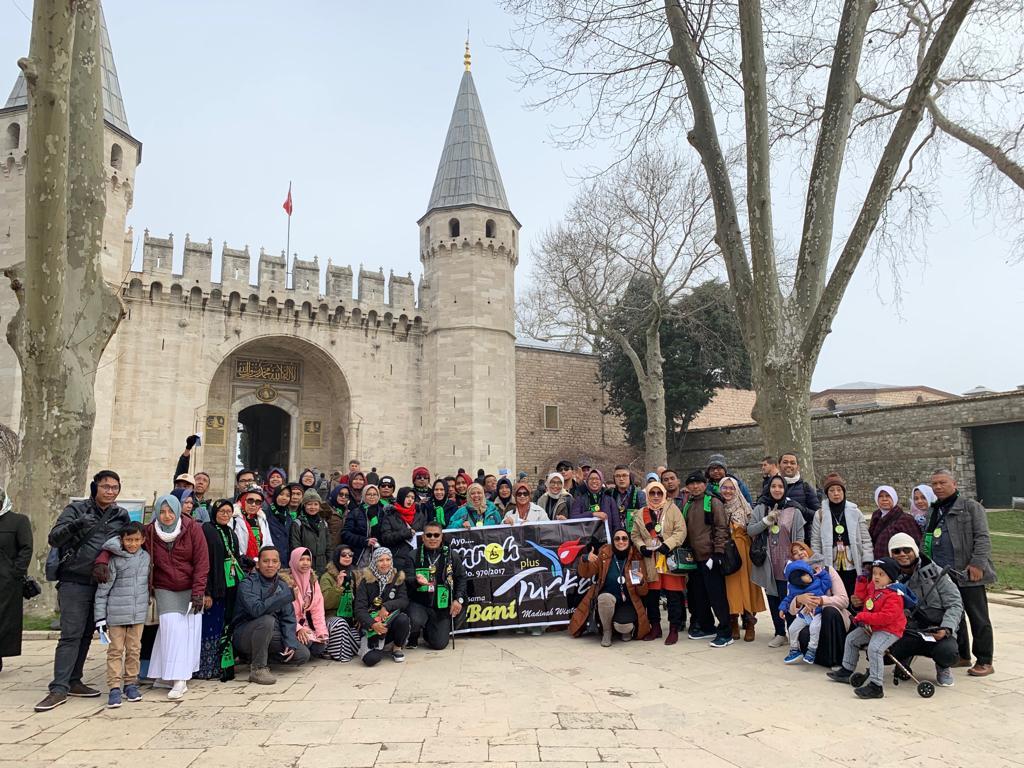 Pesona Bangunan Ikonik Turki